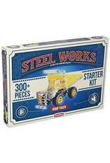 Schylling Toys Steel Works - Dump Truck