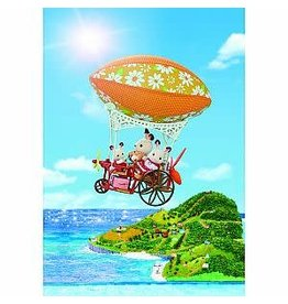 Epoch Calico Critters Sky Ride Adventure