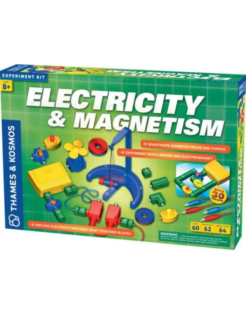 Thames & Kosmos Electricity & Magnetism