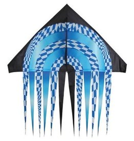 Premier Kites 56 In. Stream Delta - Blue Opt