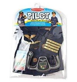 Melissa & Doug Costume - Pilot Role Play Set