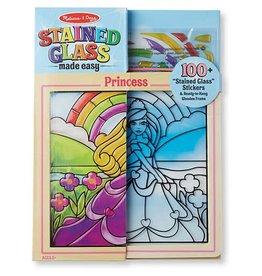 Melissa & Doug Stained Glass Made Easy - Princess