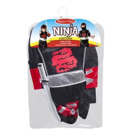Melissa & Doug Costume - Ninja Role Play Set