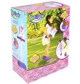 Epoch Kidoozie Hop & Squeak Unicorn Pogo Jumper