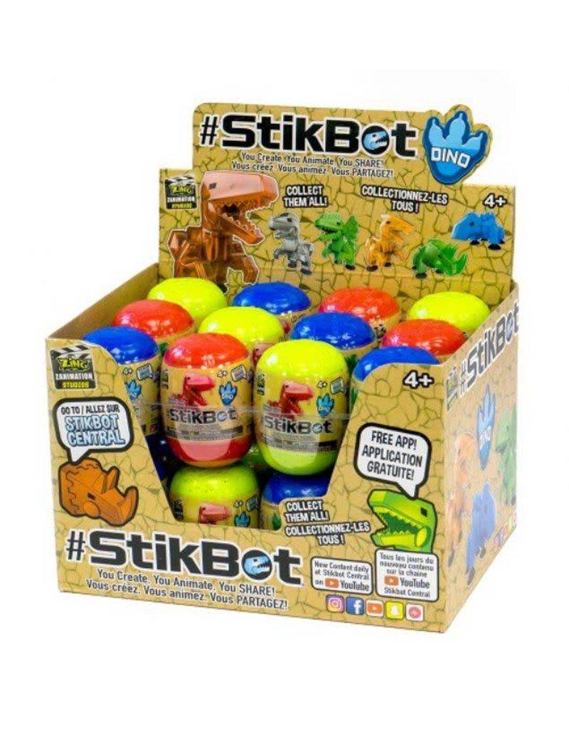 Zing Toys Stikbot Dino Eggs (Assortment)