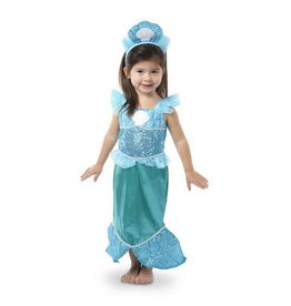 Melissa & Doug Costume - Mermaid Role Play Set