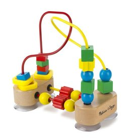 Melissa & Doug Classic Toy First Bead Maze