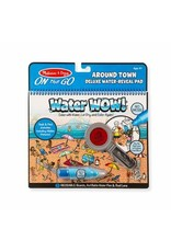 Melissa & Doug On-the-Go Water Wow! - Around Town Deluxe