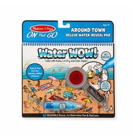 Melissa & Doug On the Go - Water Wow! - Around Town Deluxe