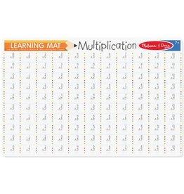 Melissa & Doug Learning Mat - Multiplication