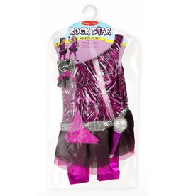 Melissa & Doug Costume - Rock Star Role Play Set