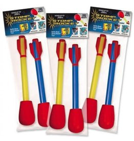 D&L Company LLC Outdoor Stomp Rocket Ultra Refills 2-Pack (Sold Individually)