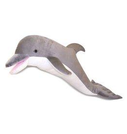 Melissa & Doug Plush Dolphin (4')