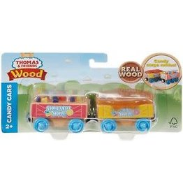 Fisher-Price Thomas & Friends - Sodor Sweet Shoppe Candy Cars