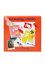 Faber-Castel Art Making with MoMA - Cut Out Art Kit