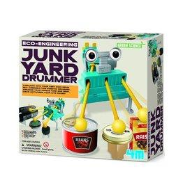 Toy Smith Junk Yard Drummer