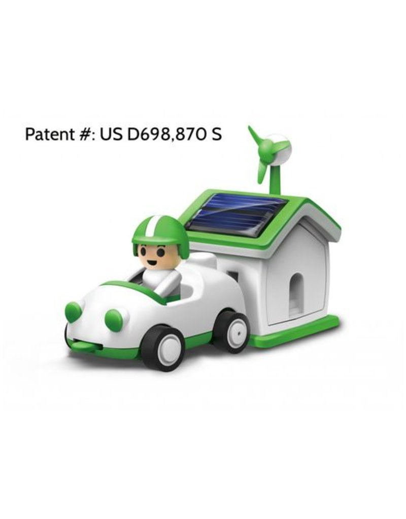 Elenco Green Life Robotikits