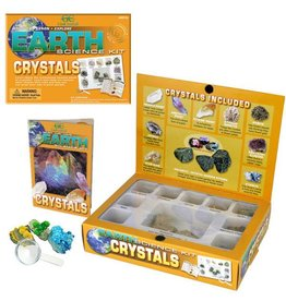 GeoCentral Earth Crystals Science Kit