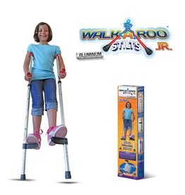 Geospace WalkARoo Jr. Stilts - Aluminum