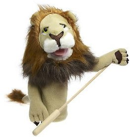 Melissa & Doug Puppet - Rory the Lion