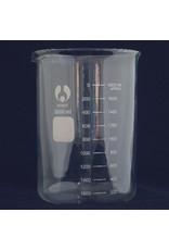 Bomex Glass Beaker 2000 mL