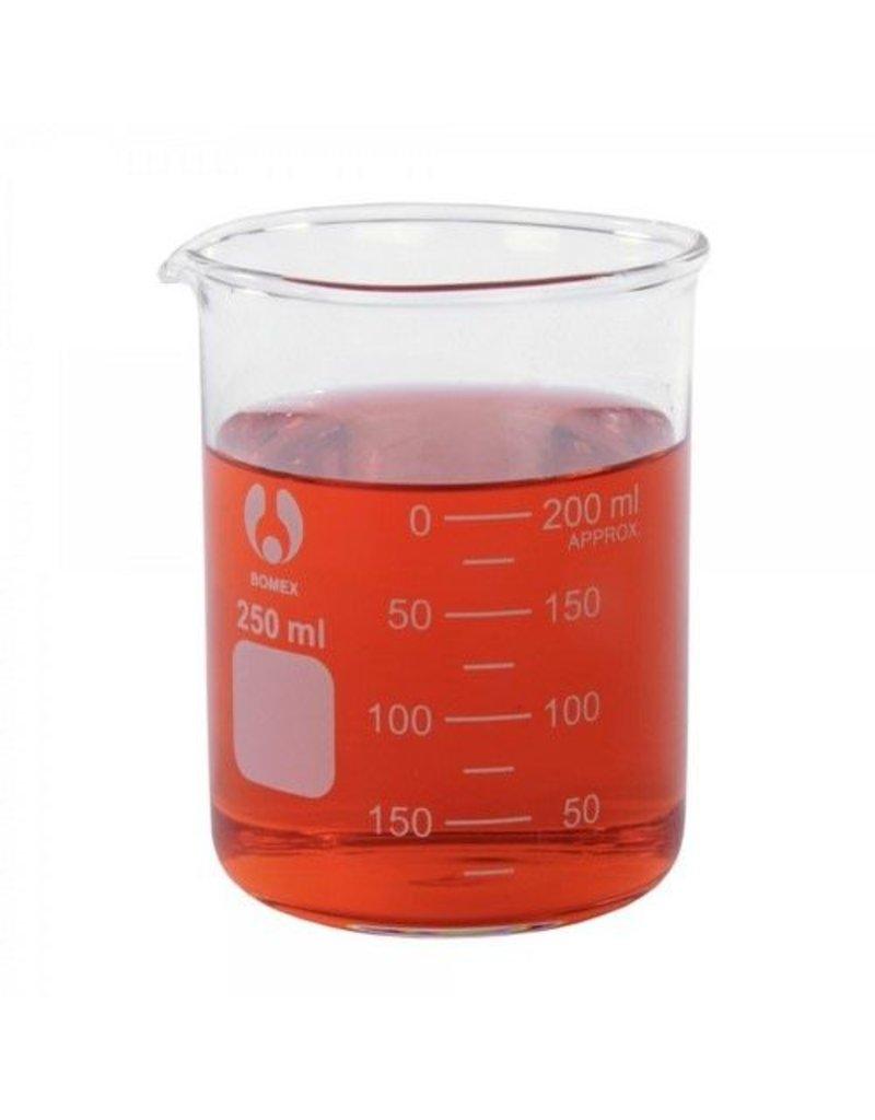Bomex Glass Beaker 250 mL