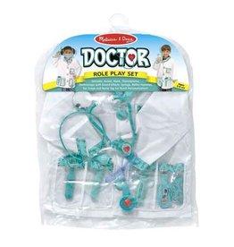 Melissa & Doug Costume - Doctor Role Play Set