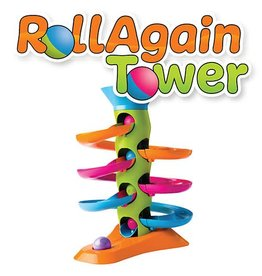 Fat Brain Toys Baby RollAgain Tower