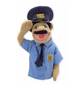Melissa & Doug Puppet - Police Officer