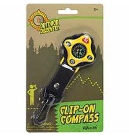 Toysmith Clip-On Compass