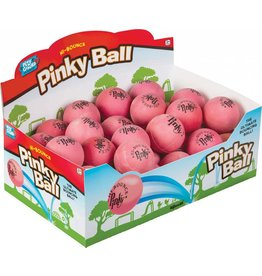 Toysmith Hi-Bounce Ball - Pinky Ball