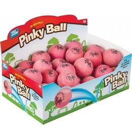 Toysmith Novelty Hi-Bounce Ball Pinky Ball