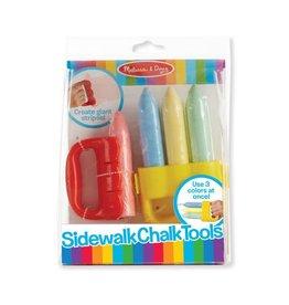 Melissa & Doug Sidewalk Chalk Tools