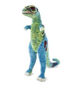 Melissa & Doug Plush Giant Tyrannosaurus Rex