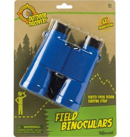 Toysmith Field Binoculars (Assorted)
