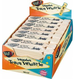 Toysmith Wooden Train Whistle