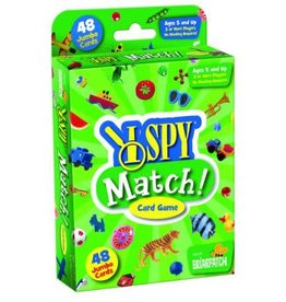 University Games Card Game - I SPY Match!