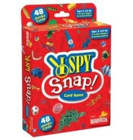 University Games I SPY Snap! Card Game