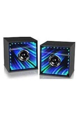 Leading Edge Infinity Light Bluetooth Speakers