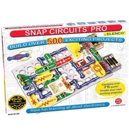 Elenco Snap Circuits Pro 500-in-1