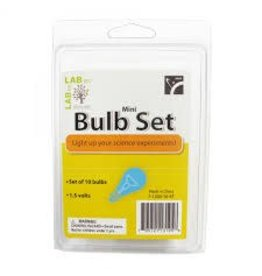 American Educational Products Mini Bulb Set (set of 10)