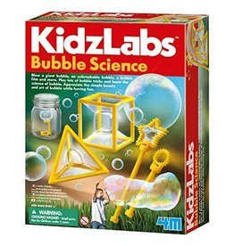 Pow! Science! Summer Workshop - Bubble Science