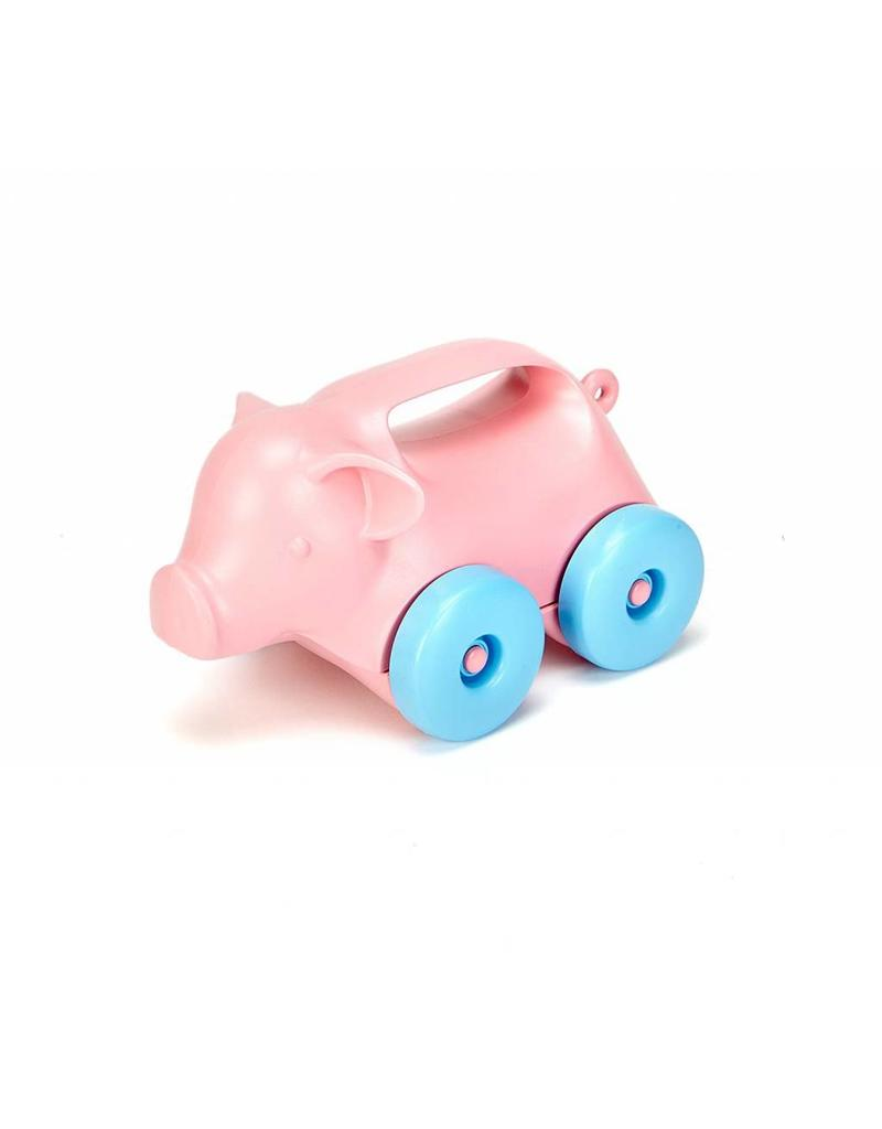 Green Toys Green Toys Pig-on-Wheels