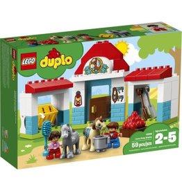 LEGO LEGO Duplo - Farm Pony Stable