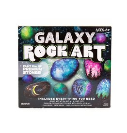 Horizon USA Galaxy Rock Art