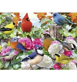 Ravensburger Ravensburger Puzzle - Garden Birds - 500 Piece