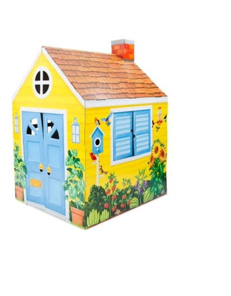Melissa & Doug Country Cottage Indoor Play