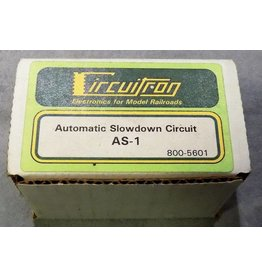 Hobbies Unlimited Automatic Slowdown Circuit AS-1