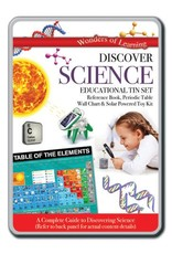 Wonders of Learning Discover Science Educational Tin Set
