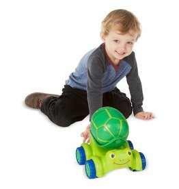 Melissa & Doug Snappy Cement Mixer